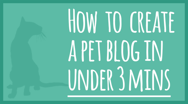 create-pet-blog